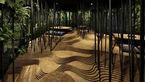 شیک ترین رستوران جنگلی در قلب توکیو