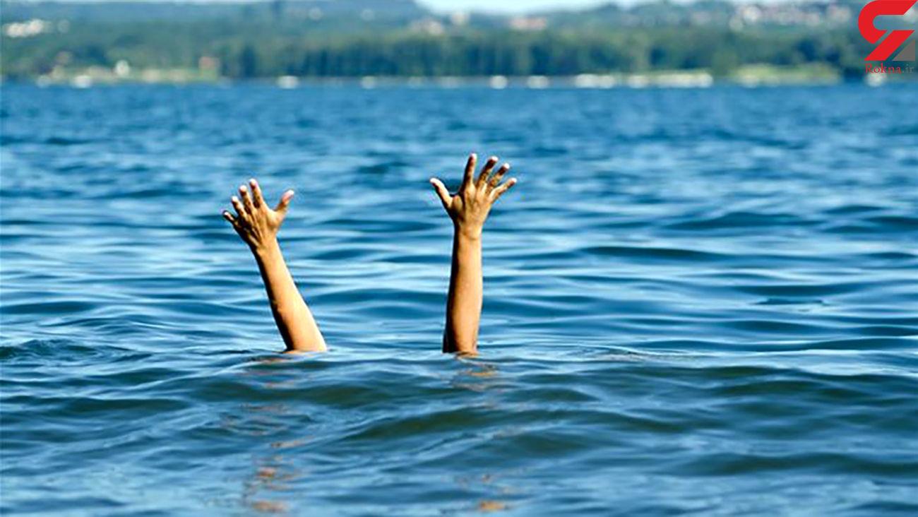 مرگ دلخراش پسر بچه 11 ساله  در رودخانه 2 هزار