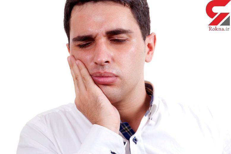 درمان دندان درد بدون دارو