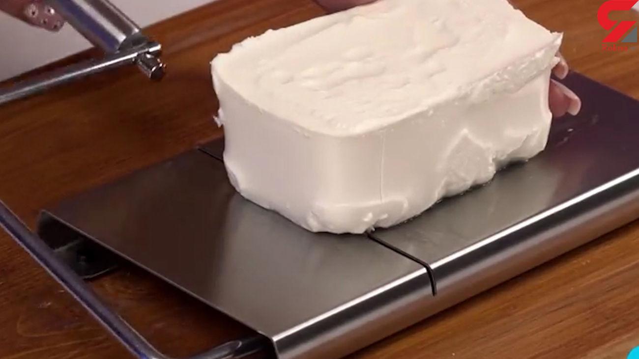 بررسی اسلایسر پنیر؛ برشهای حرفهای برای میز پذیرایی بینقص + فیلم