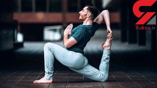 آیا حرکات یوگا ماهیچه ها را سفت می کند؟