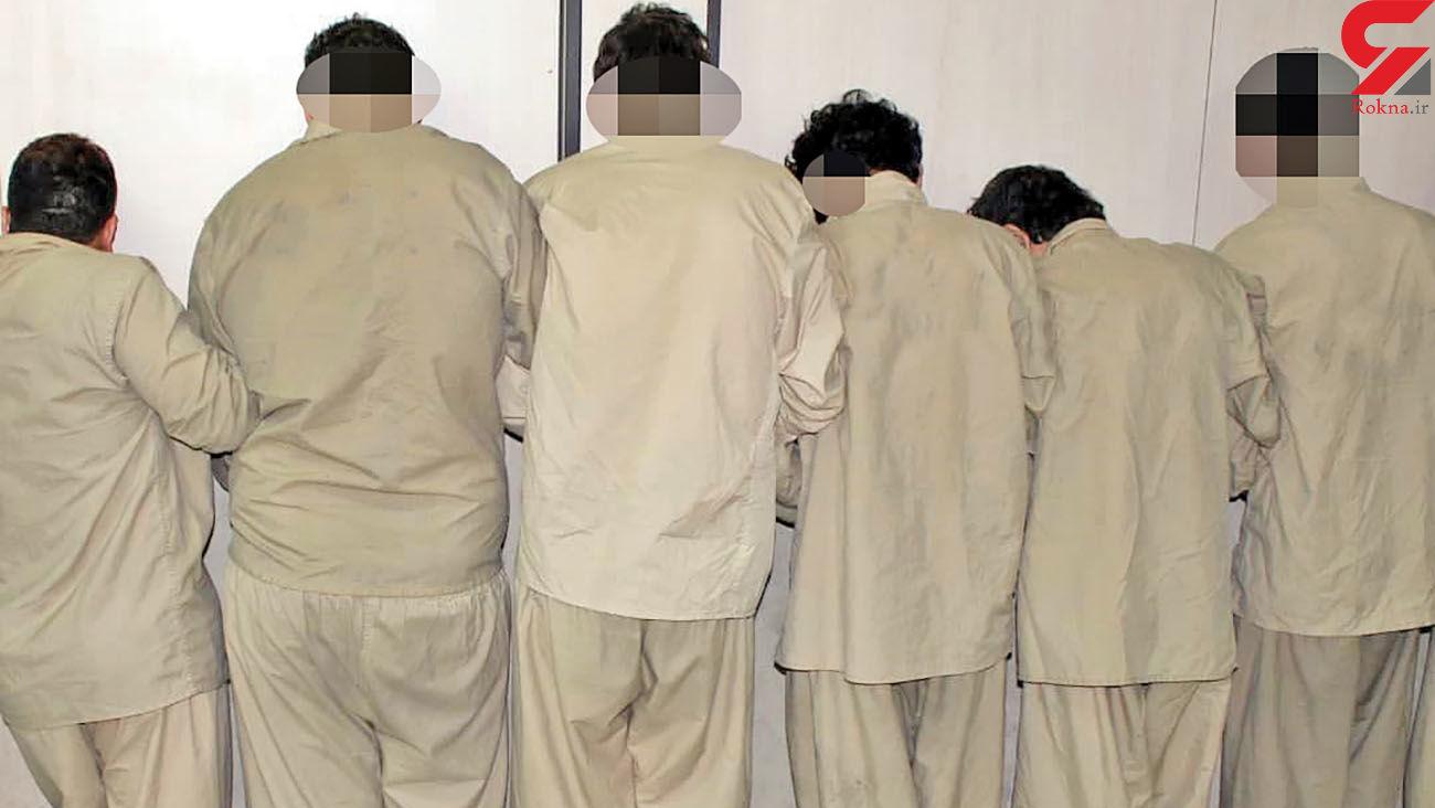 دستگیری اعضای باند بزرگ قاچاق مواد مخدر در گلستان