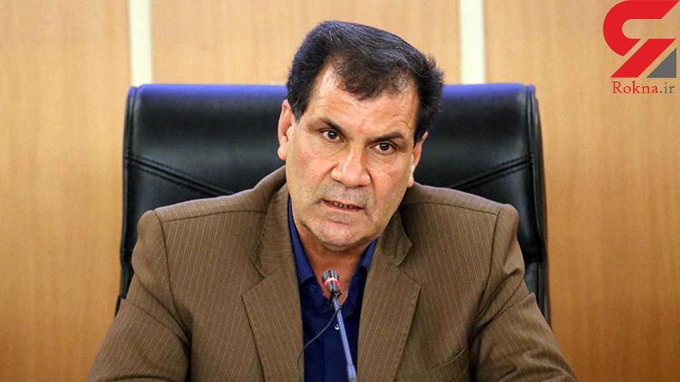 استاندار کهگیلویه وبویر احمد استعفا داد