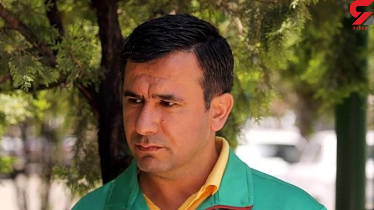 تالوکار زنجانی بر اثر ابتلا به سرطان درگذشت + عکس