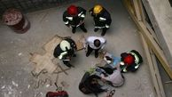 مرگ دلخراش ۲ کارگر همدانی بر اثر سقوط از ساختمان