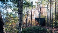 شگفت انگیزترین کلبه جنگلی+عکس