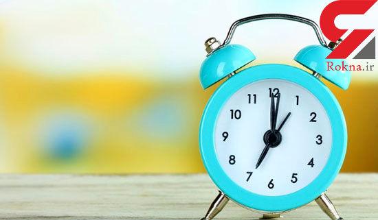 تنظیم ساعت خواب با ساده ترین ترفندها