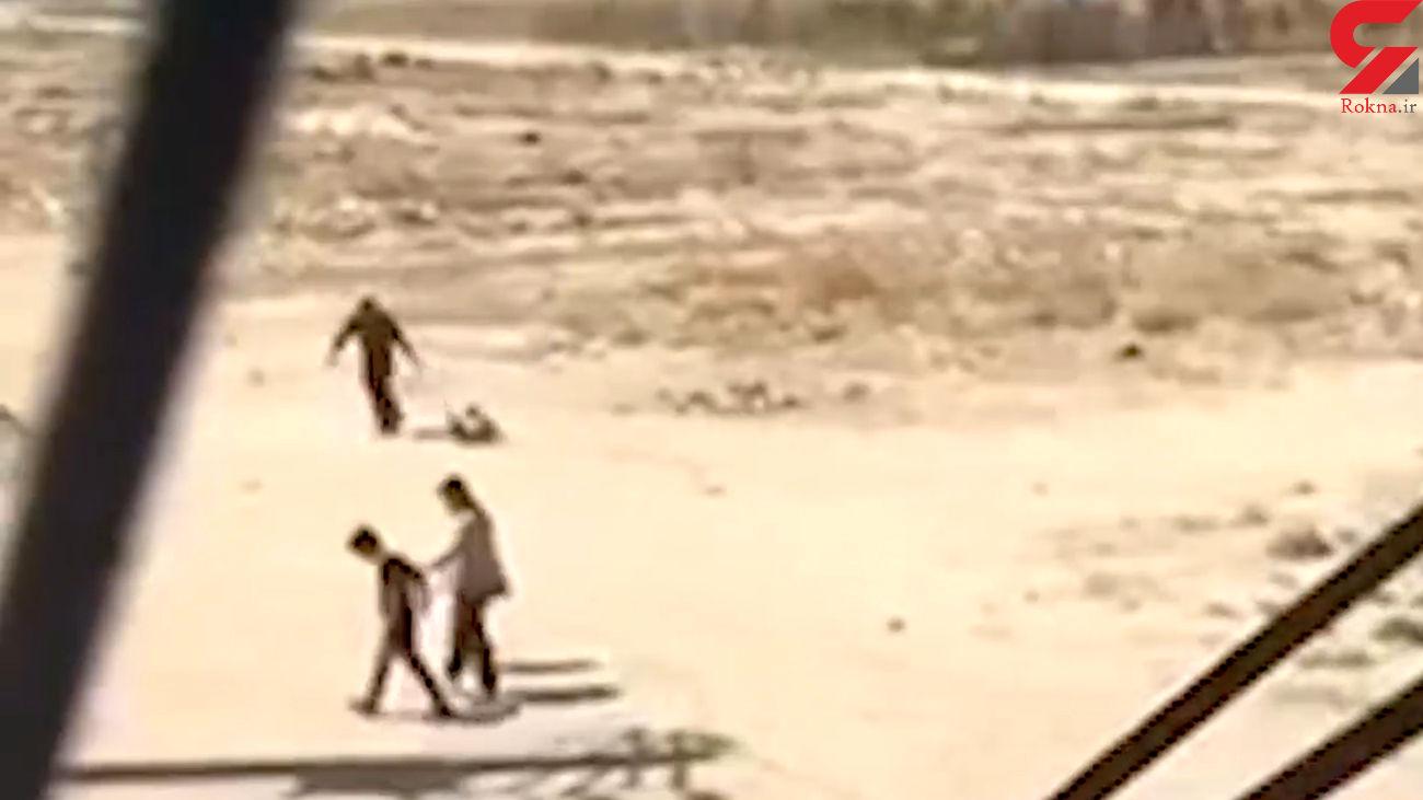 سگآزاری وحشتناک توسط مرد سنگدل در رباطکریم + فیلم 16 +
