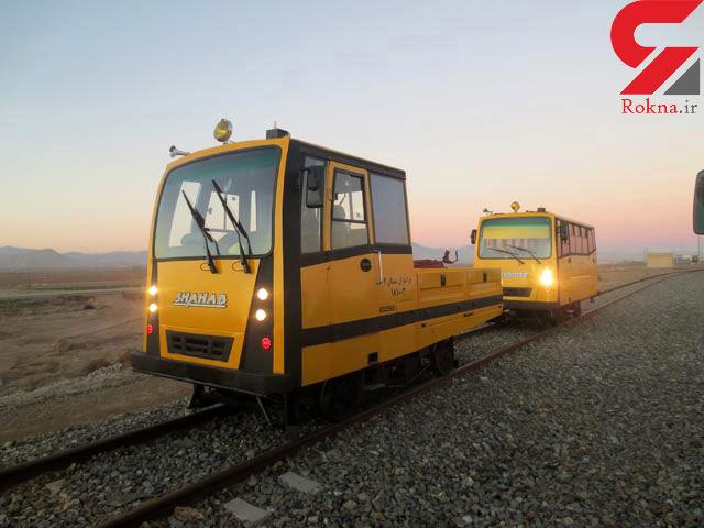 راه آهن 300 مسافر جاده ای را نجات داد
