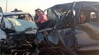 تصادف دو پراید یک کشته و ۳ مصدوم بر جای گذاشت / سبزوار