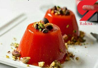 دسر هندوانه دارچینی مناسب برای فصل تابستان+ دستور تهیه