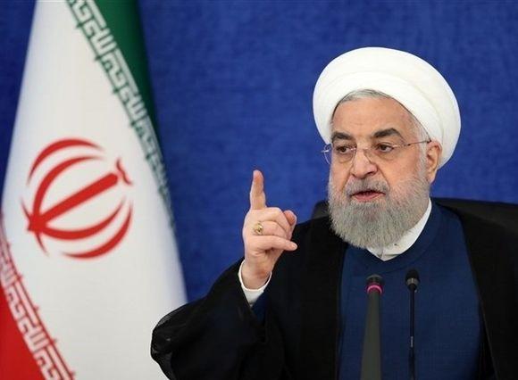 روحانی: پشت حوادث خوزستان «دستهای آلوده دشمن» و «تحریکات برخی جریانهای داخلی» قرار دارد