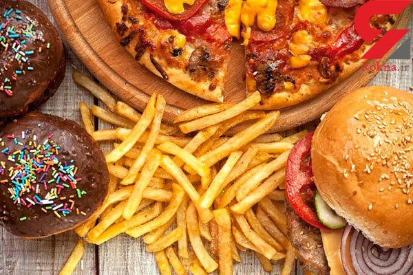 پیتزاهایی با طعم سرطان بلای جای ایرانی ها