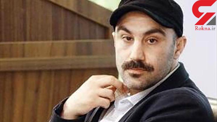 عجیب ترین اقدام آقای بازیگر ایرانی در یک پروژه سینمایی + عکس