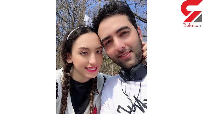 تظاهر کیمیا علیزاده و همسرش به خوش گذرانی در آلمان ! + عکس