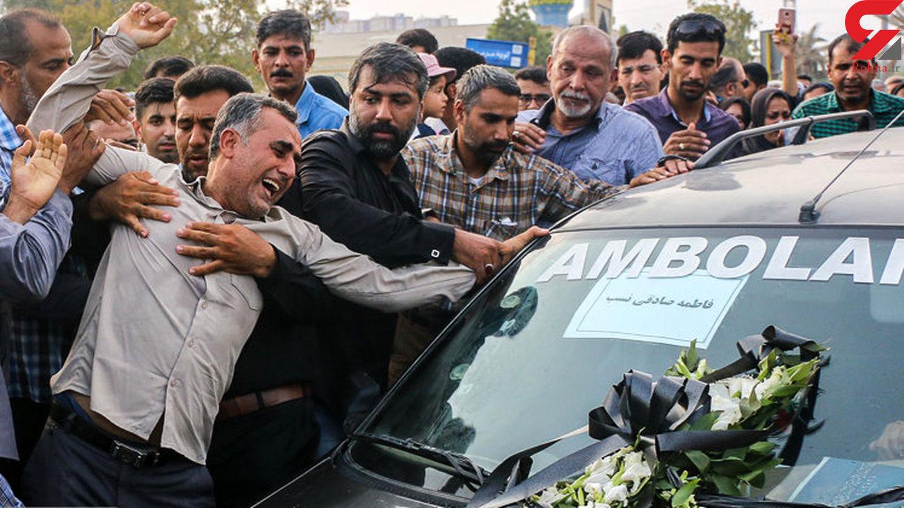 ماجرای 4 ساعت زجرکش شدن مهرنوش دانش آموز نخبه زیر اتوبوس اردو + عکس