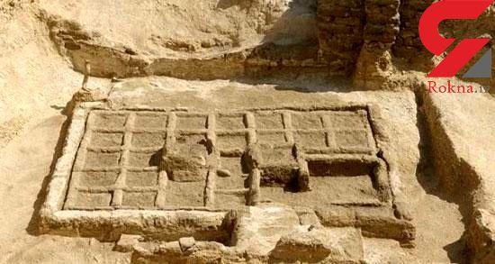 در باغ تدفین شده مصر چه می گذرد؟/ محلی مخصوص کاشت گیاهان مفید برای مردگان! + تصاویر