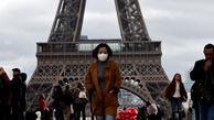 قربانیان کرونا در فرانسه از ۸ هزار نفر فراتر رفت