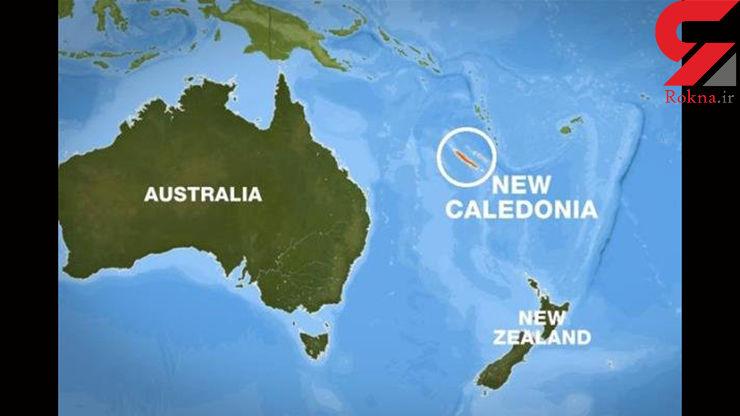 زلزله ۷.۵ ریشتری «کالِدونیای جدید» را لرزاند/ هشدار سونامی