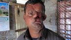 چهره وحشتناک ماهیگیر بعد از حمله یک ببر + فیلم و تصاویر (14+)