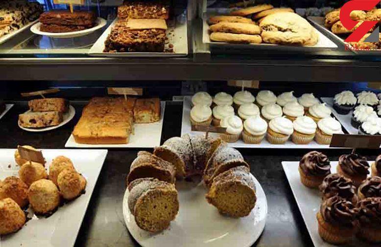 ماجرای کیک های آلوده در بازار کردستان چیست؟
