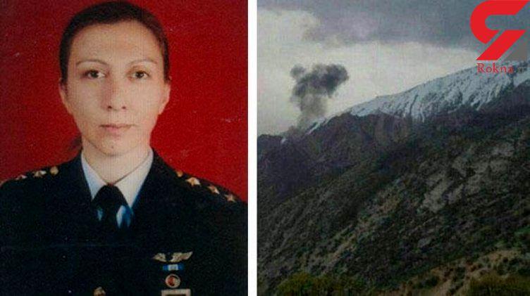 جسد خانم خلبان هواپیمای دختر ثروتمند ترکیه ای در کجای ایران است؟ / 2 فرضیه ترکیه ای ها عجیب هستند! + عکس