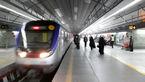 خدمات شبانه روزی مترو تهران در شب های قدر