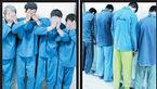 8 هم سلولی نقشه راهزنی را در زندان کشید / محله ها خلوت تهران اولویت اول بود + عکس