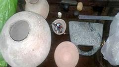 کشف اشیای مربوط به دوره هزاره سوم در شهرستان دلگان