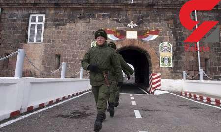 نظامی روس در ارمنستان به قتل رسید