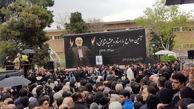 حضور گسترده مردم در آیین تشییع پیکر جمشید مشایخی+ فیلم و تصاویر