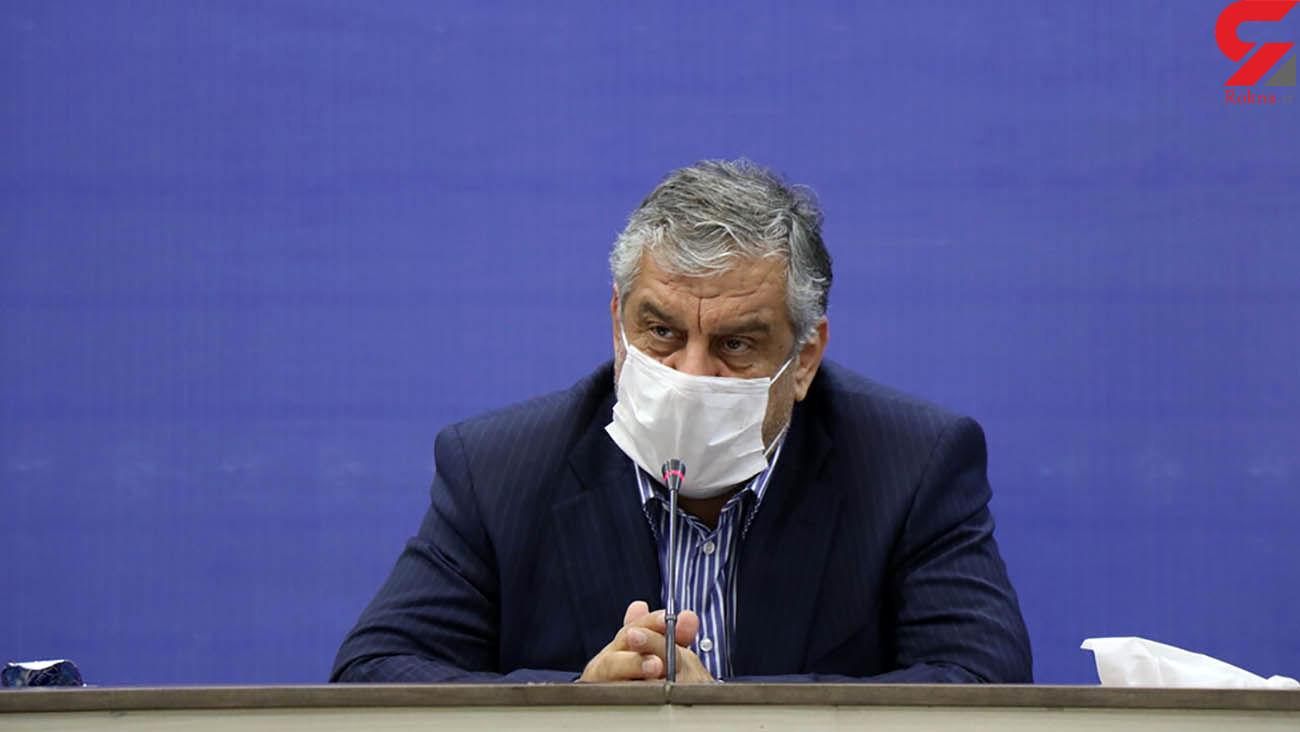 رئیس دانشگاه علوم پزشکی آذربایجان غربی بستری شد