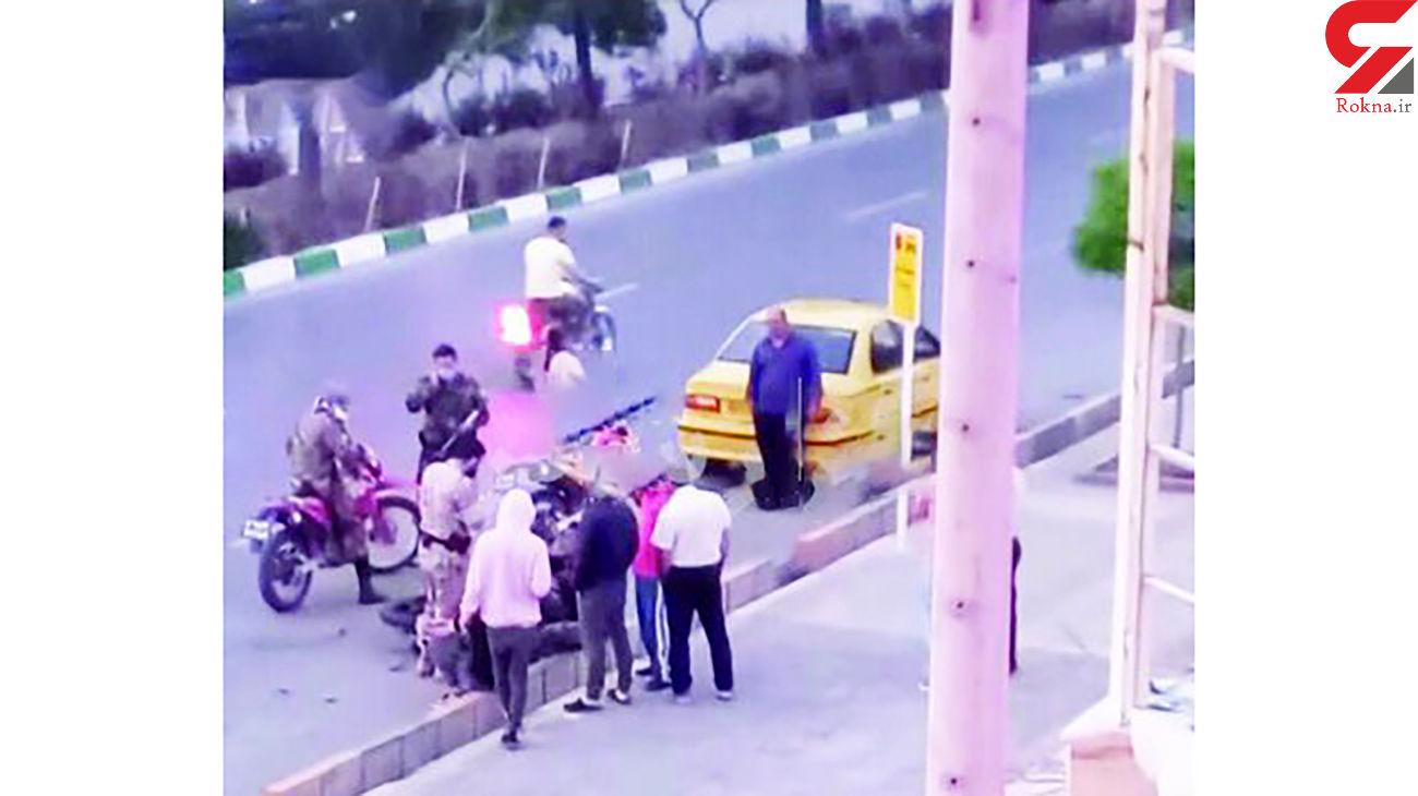 بازداشت شرور مشهدی که برای بسیجی ها جنجالی شد