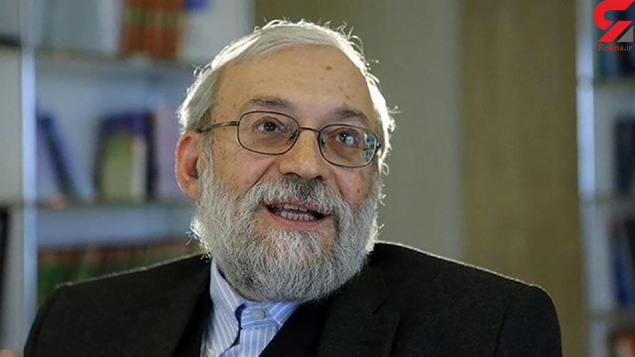 جواد لاریجانی : FATF ساز و کار مسخرهای است !