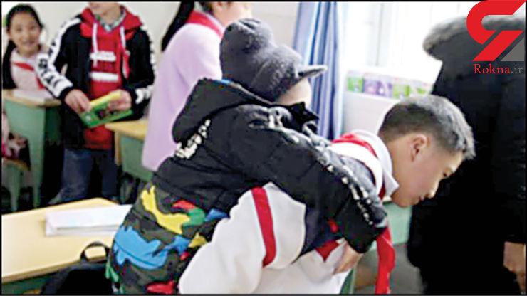 6سال حمل همکلاسی توانیاب