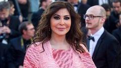 تحقیر خواننده معروف عرب روی فرش قرمز جشنواره کن