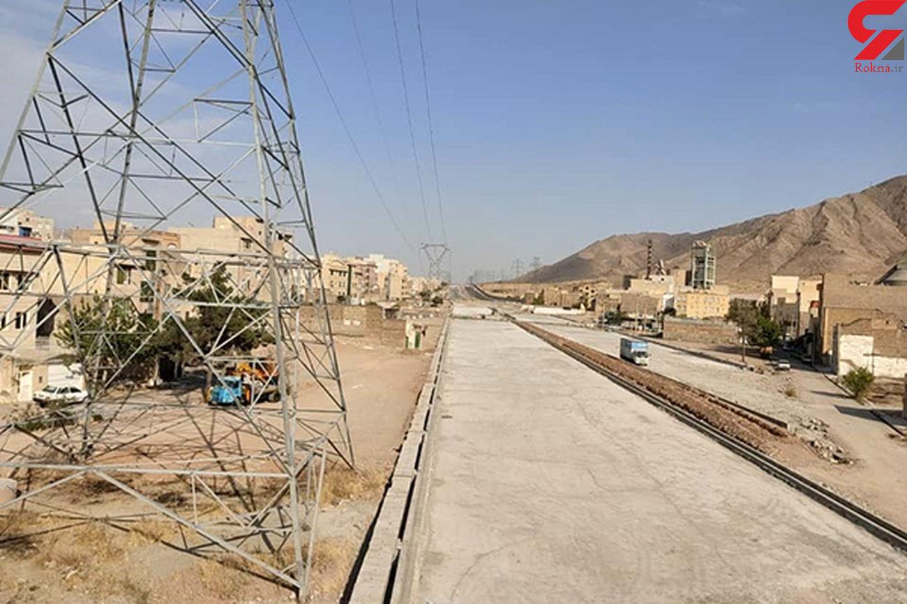 پیشرفت خوب عملیات رفع معارض در مسیرهای تندروی فاز دوم بزرگراه شهید رستگار