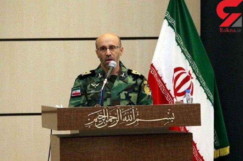 امیر حاجیلو: نیروهای مسلح ایران در اوج قدرت قرار دارند