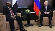 دیدار عمر البشیر با معاون وزیر خارجه روسیه