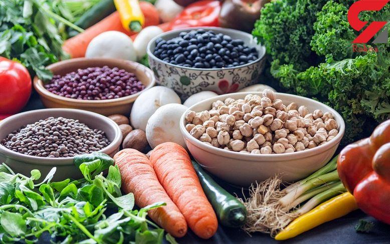 اهمیت کلسیم در رژیم گیاهخواری