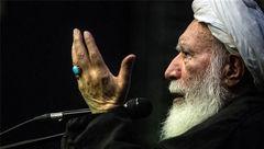 آیتالله مرتضی تهرانی درگذشت