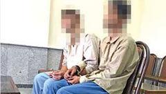 2 دختر نوجوان فراری به دام 2 پسر خبیث تهرانی افتادند+عکس