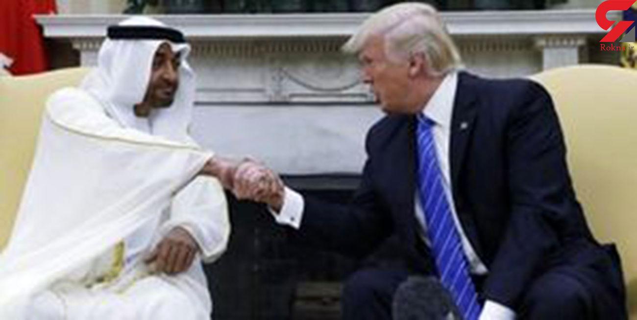 رایزنی تلفنی ترامپ با بن زاید درباره لیبی