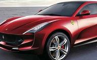 فراری مدل جدید خودرو با نام پورسانگ روانه بازار میکند