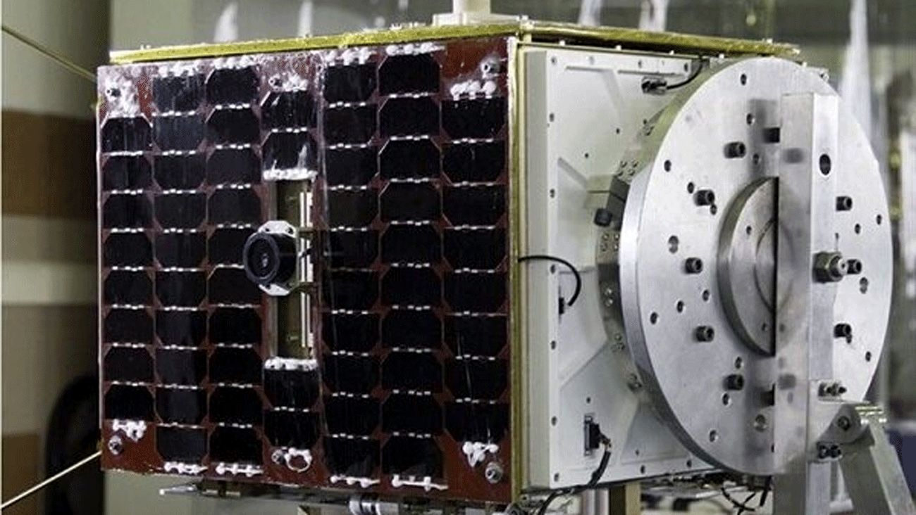 Iran completes construction of Nahid-2 satellite