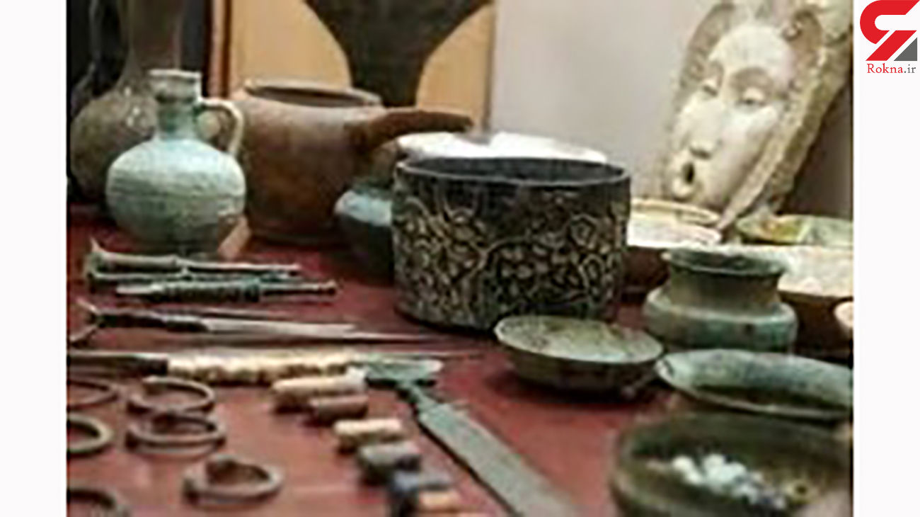 گنج وسوسه آمیز در دستان 5 مرد بدشانس / پلیس زنجان شبیخون زد + عکس