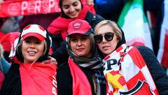 دختر محمود خوردبین: دیگر به ورزشگاه آزادی نمیروم