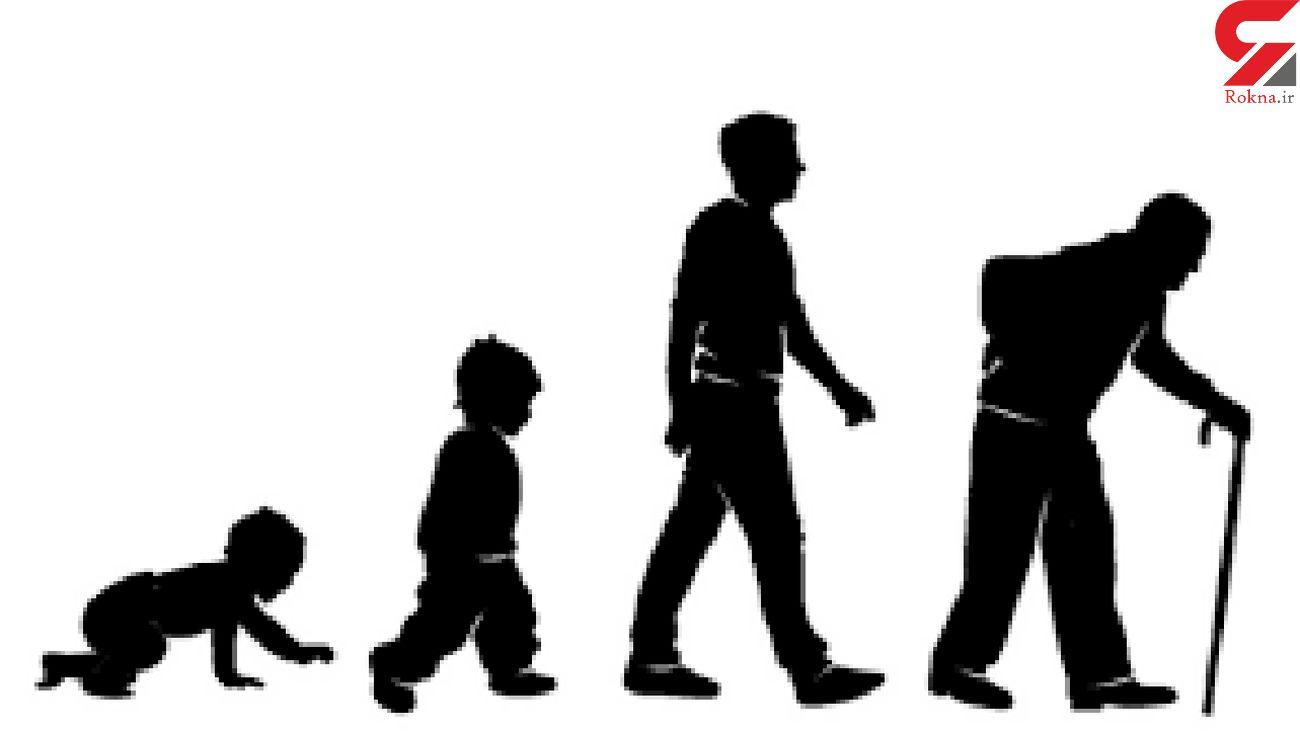 از چه سنی به بعد قدمان کوتاه می شود؟