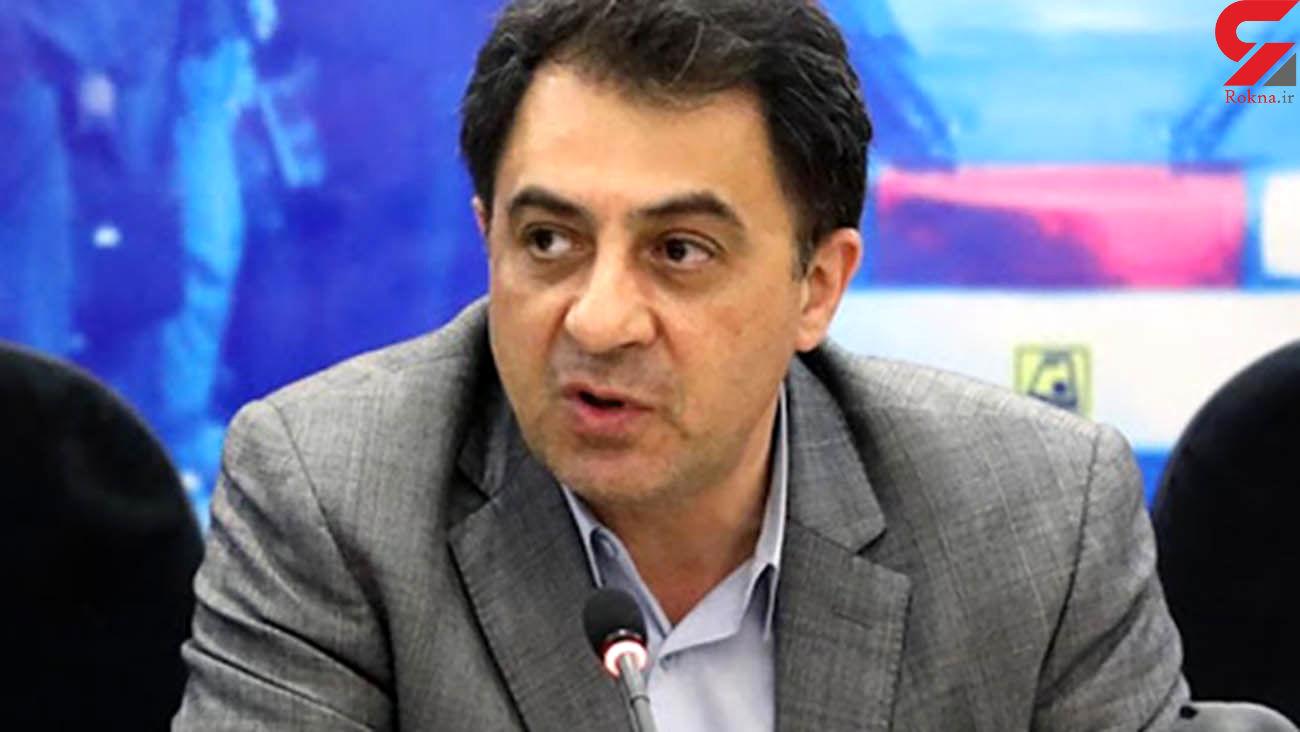 مدیرعامل شرکت بهره برداری مترو تهران برکنار شد؟