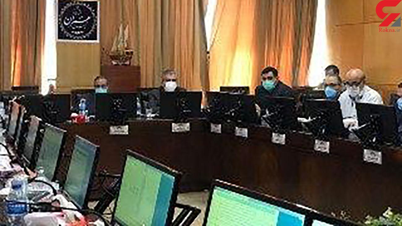 تشکیل جلسات کمیسیونهای مجلس با حضور وزرا